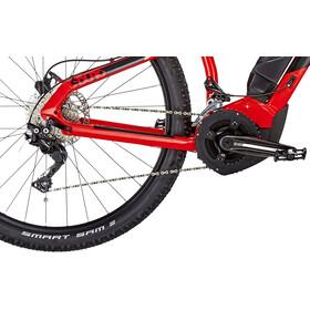 HAIBIKE SDURO HardNine 3.0 E-mountainbike rød
